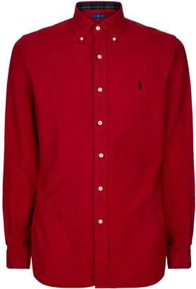 Polo Ralph Lauren Brushed Cotton Oxford Shirt