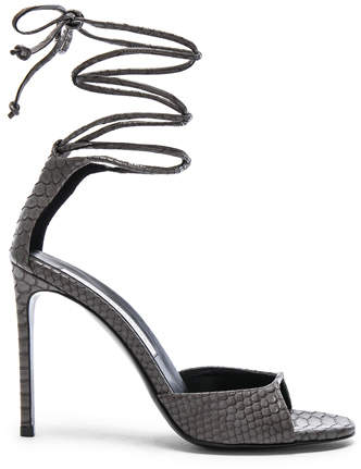 Stella McCartney Ankle Tie Heels