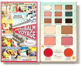 TheBalm Voyage Vol. 2 Palette