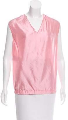 Marni Silk Sleeveless Top w/ Tags