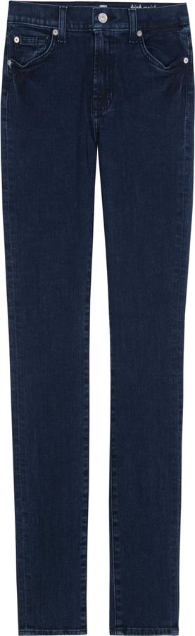 Seven For All Mankind Genevere Skinny Jeans