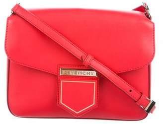 Givenchy 2017 Nobile Leather Crossbody Bag