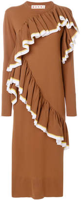 Marni stocking-stitched dress