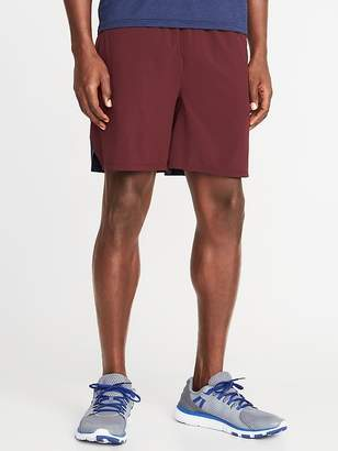 Old Navy Go-Dry 4-Way Stretch Run Shorts for Men - 7-inch inseam