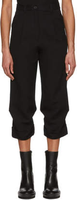 Ann Demeulemeester Black Harbour Trousers