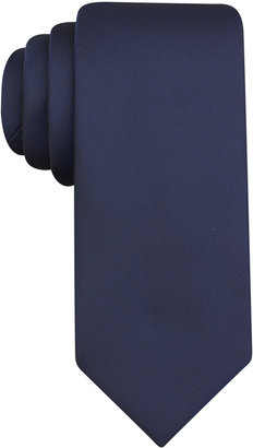 "Alfani Men's Blue 3"" Tie, Only at Macy's $52.50 thestylecure.com"