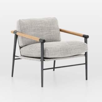 west elm Carbon Framed Chair