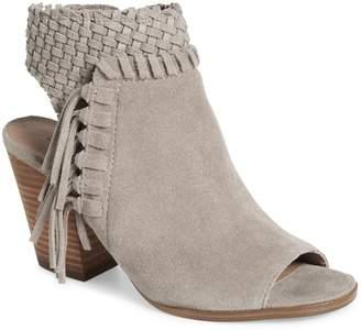 Lucky Brand Ointlee Fringe Bootie Sandal