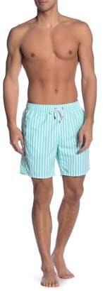 Mr.Swim Mr. Swim Cabana Stripe Swim Trunks