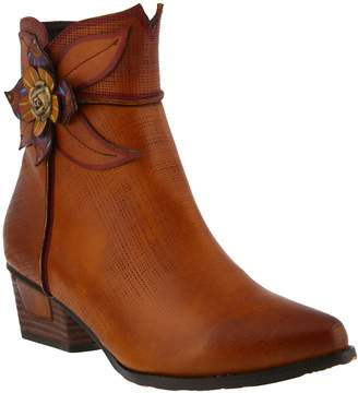 Spring Step L'Artiste by Leather Boots - Louella