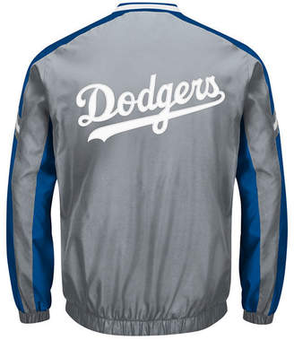 G-iii Sports Men's Los Angeles Dodgers Draft Pick V-Neck Pullover