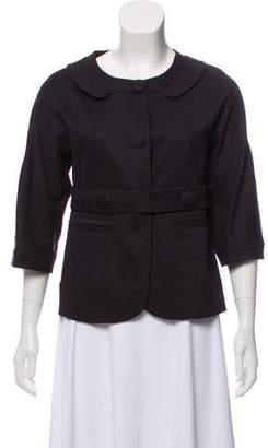 Marc by Marc Jacobs Casual Button-Up Jacket