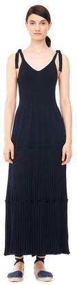 Rebecca Taylor La Vie Ribbed Knit Dress