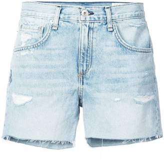 Rag & Bone Jean denim shorts