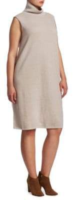 Lafayette 148 New York Lafayette 148 New York, Plus Size Plus Vanise Wool-Blend Sweater Dress