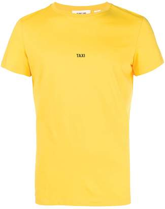 Helmut Lang (ヘルムート ラング) - Helmut Lang Taxi Tシャツ