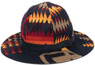 Sacai printed sun hat