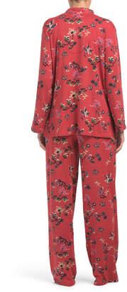 Phoenix Geo Floral Pajama Set