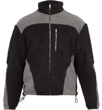 Gmbh - Kol Zip Through Fleece Jacket - Mens - Black