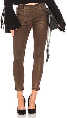 James Jeans Twiggy Ankle Glossed Skinny.