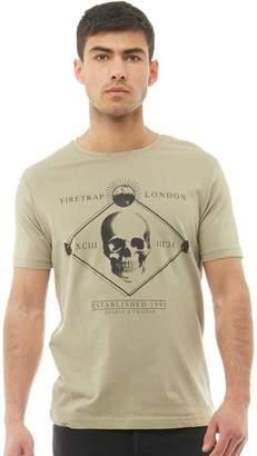 Mens Retlaw T-Shirt Laurel Oak