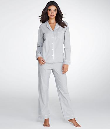 UGGUGG Raven Woven Stripe Pajama Set