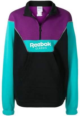 Reebok Classic colour-block sweatshirt