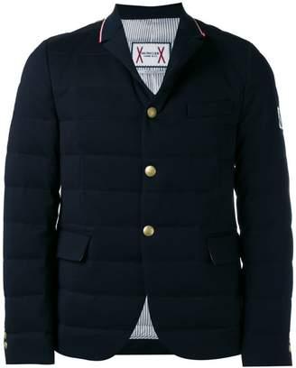 Moncler sport collar padded blazer