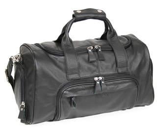 Royce Leather Royce New York Compact Duffel Sports Bag