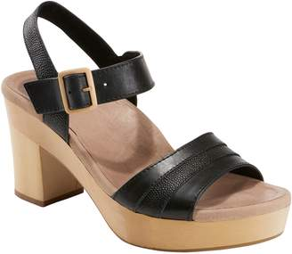 Earth R) Chestnut Platform Sandal