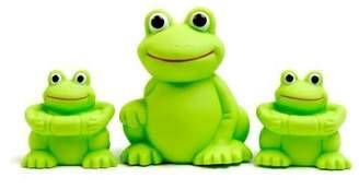 Vital Baby Play 'n' Splash Frogs Family - Set of 3 by