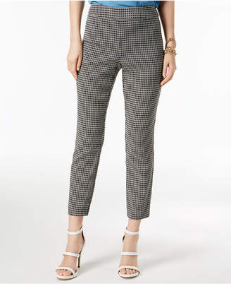 INC International Concepts I.n.c. Jacquard Skinny Capri Pants, Created for Macy's
