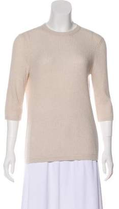 6397 Cashmere Lightweight Knit Sweater