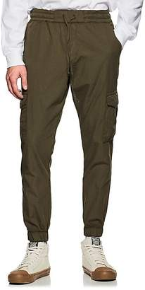 NSF Men's Cotton Canvas Cargo Jogger Pants