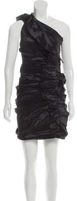 Isabel Marant Tiered Mini Dress