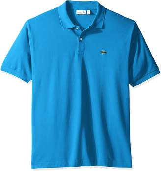 Lacoste Men's Standard Short Sleeve Classic Pique Polo Shirt
