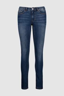 Next Womens BOSS Mid Wash J20 Skinny Jean