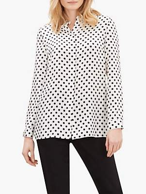 0208216add5a8e Polka Dot Top Women - ShopStyle UK