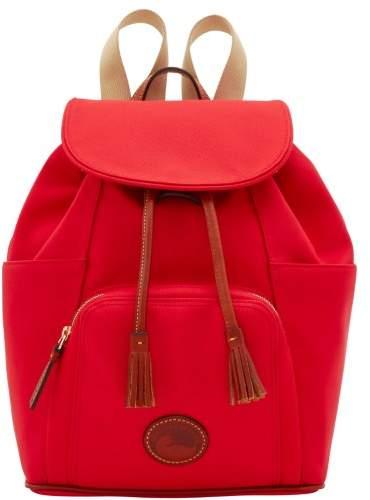 Dooney & Bourke Nylon Backpack - RED - STYLE