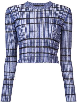 Proenza Schouler ribbed knit top