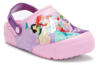 Crocs Funlab Light Up Princess Clog (Little Kid)