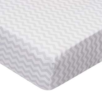 BABYBJÖRN SheetWorld Fitted Sheet (Fits Travel Crib Light) - Made In USA