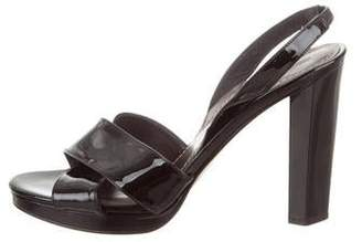Diane von Furstenberg Slingback Platform Sandals