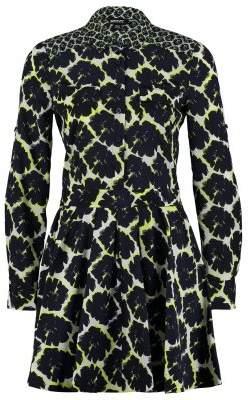 DKNY Midnight Print Dress