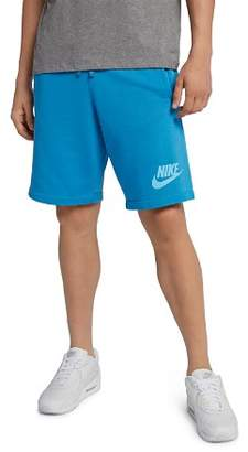 Nike Faded Wash French Terry Shorts