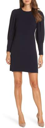 Eliza J Balloon Sleeve Shift Dress