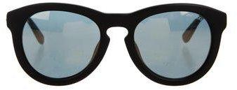 Jimmy ChooJimmy Choo Star-Embellished Mirrored Sunglasses