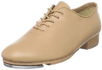 Dance Class Women's PTM201 Full Sole Jazz Tap Oxford
