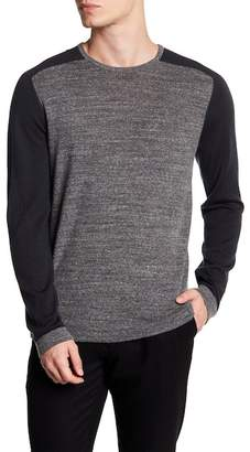 John Varvatos Collection Long Sleeve Knit Sweater
