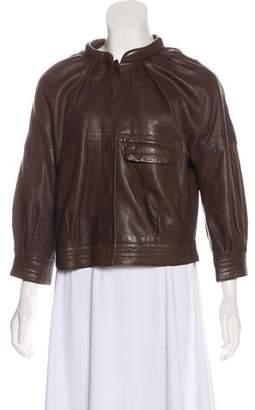 Proenza Schouler Casual Leather Jacket